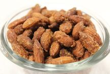 Getting Nutty / Check out new ways to incorporate nuts into your snacks, meals, and desserts.