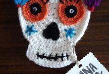 Máscaras Crochet