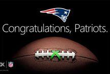 New England Patriots / by Dana Murphy