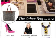 The Other Bag by ALDO / I'm part of ALDO's The Other Bag project! See how I style my bag, how I wear it and what's inside! www.theiconconcierge.com