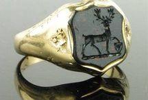 Signet ring //