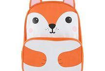 School Essentials:- backpacks,