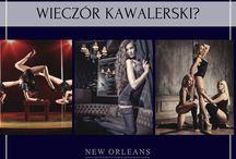 Wieczory kawalerskie w Warszawie / Organizujesz wieczór kawalerski w Warszawie? Skorzystaj z oferty najlepszego klubu nocnego w Warszawie, New Orleans.