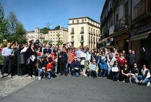 Invasionidigitali 2015 / #invasionecompiuta #perantichipalazzi a Cosenza nel centro storico