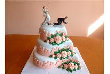 torty svadobné