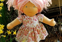Dolls For Catie / For the Girl Who LOVES Dolls! / by Erin Heckler-Dashiell