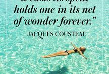 Travel Quotes / Quotes about travel, what more can I say. together we discover...