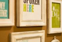 typography & printables