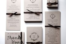 wedding paper item