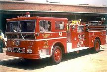 Engine 51 / Engine 51 from the TV show Emergency!