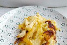Potatis och Pasta