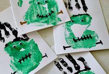 {Toddler Halloween Party Ideas}