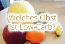 low carb obst