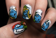 Nails Nails :-) / by Danielle Greer