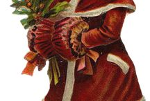 Рождество винтаж