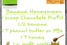 Best Protein Shakes | Protein Shake Recipes / Here's a board for the best protein shakes recipes! Using It Works ProFit, you'll be SUPER healthy and happy (b/c it all tastes AWESOME!) :D  Chocolate ---> http://hautemamawraps.myitworks.com/shop/product/316/  Vanilla ---> http://hautemamawraps.myitworks.com/shop/product/315/