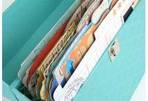Scrapbooking Ideas / by Melina Dahms