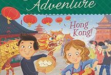 Hong Kong--Around the World from Home
