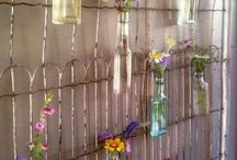 Shed decorations