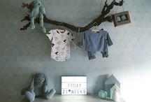 My little boy's nursery / Baby, nursery, kidsroom, pregnant, mint nursery