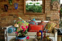 Indian Interiors / Beautiful decor and interiors inspiration from across India.