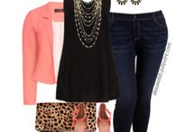 Curvy going out outfits