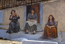 Street Art / Murais, Portas e Painéis - Arte Urbana