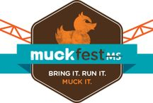 MuckFest MS® / MuckFest™ MS rallies you and your friends for a mucky romp through mud and obstacles in support of a world free of multiple sclerosis. / by MuckFest MS