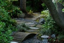 Zen garden / In creating peace