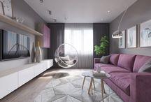 obývacího pokoj