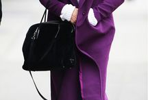 Purple Fashion / Faahion trend 2018, czyli moda damska 2018 - kolor fioletowy rządzi.
