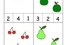 αριθμοί 1-10 / αριθμοί 1-10