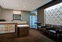 Customer Waiting Area Design Ideas / for new watch care service center