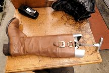 Saager's Shoe Shop Repair / Can't bear to depart with your favorite pair of shoes?  Bring them in and let our experienced shoe repair staff bring them back to life for you!