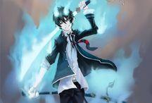 Mangas | Blue exorcist