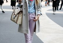prettyfaceclub / street style + more captured by gigi+jane for the blog, prettyfaceclub.com.  / by PRETTYFACECLUB