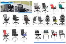 Office Chairs for Corporate Offices / Upcoming brand in office chairs serves Delhi, Neemrana, Bawal, Gurgaon, Faridabad, India