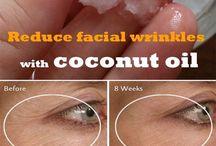 Facial wrinkels