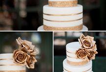 Wedding Cakes / #cakes #wedding