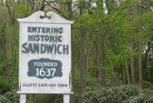 Sandwich MA / by Sandwich Lodge & Resort