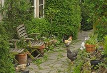 Rustic Country Cottage / Rustic Homes, Gardens, Home Decor, English Countryside Rustic, Shabby Chic
