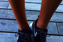 Sneaker babe
