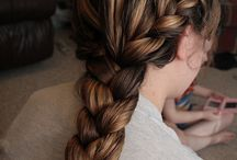 Hair & Beauty / by Stephanie Wilkinson