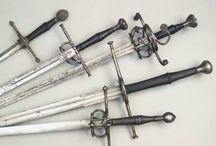 Swords & Knives & Blades