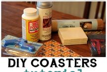 Crafts: Coasters