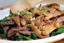chinese gerechten