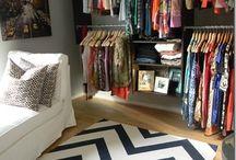 Inspiring Closets / by Amanda Rayburn
