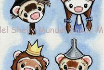 kids drawings / by Blanca Pinglo