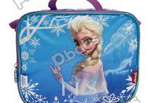 Loncheras Frozen / Línea Morrales P.bags Primavera Regresa a Clases con TODO