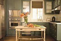 Dream Kitchen / by Audrey Harned